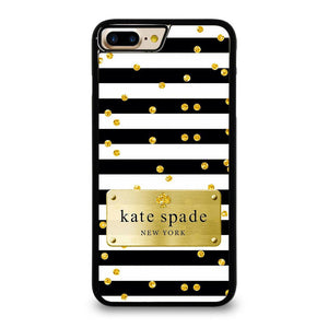 KATE SPADE POLKADOTS GOLD Cover iPhone7 Plus