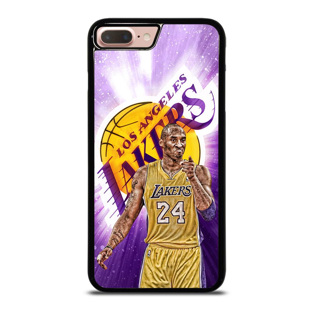 KOBE BRYANT 2 Cover iPhone 8 Plus,tempered glass back cover iphone 8 plus cover iphone 8 plus in silicone,KOBE BRYANT 2 Cover iPhone 8 Plus