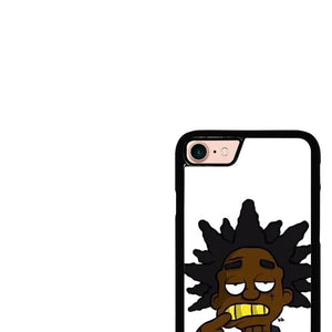 KODAK BLACK CARTOON 3 Cover iPhone 8