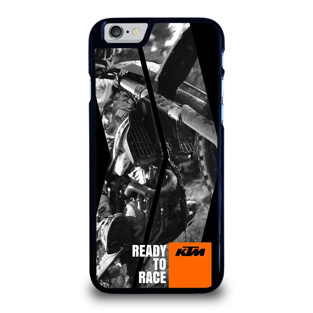 KTM MOTORCYCLE READY TO RACE Cover iPhone 6 / 6S