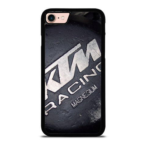 KTM RACING MAGNESIUM Cover iPhone 8