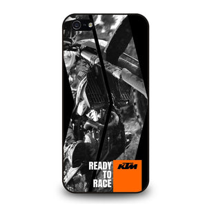 KTM READY TO RACE 2 Cover iPhone 5 / 5S / SE