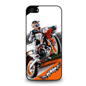 KTM READY TO RACE 3 Cover iPhone 5 / 5S / SE