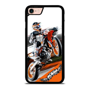 KTM READY TO RACE 3 Cover iPhone 8