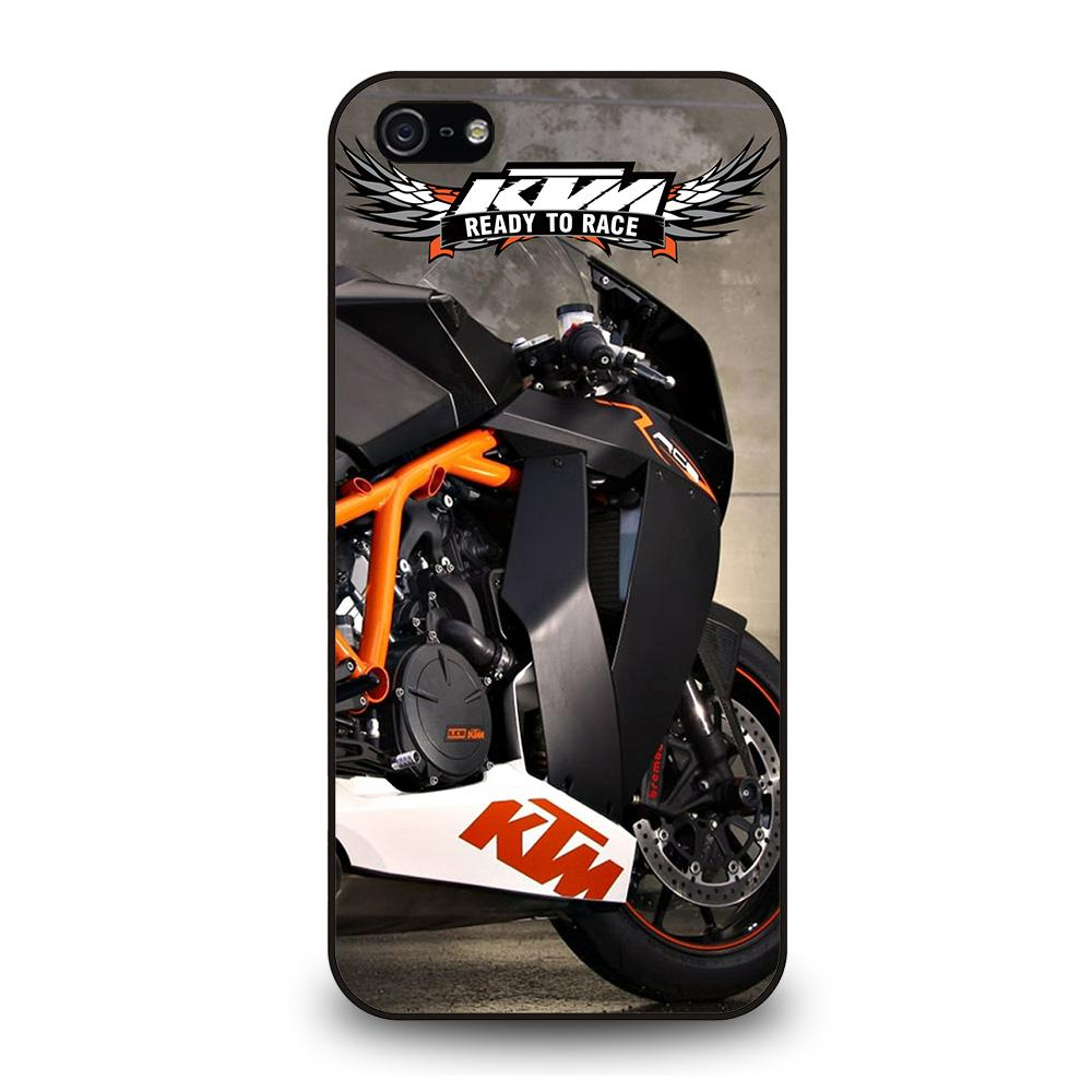 KTM READY TO RACE 4 Cover iPhone 5 / 5S / SE