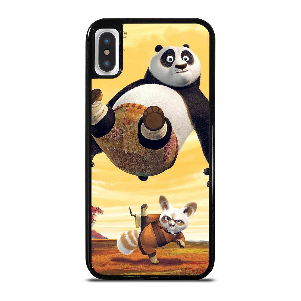 KUNGFU PANDA PO MASTER SHIFU cover iPhone X / XS,cover iphone x apple original cover iphone x recensione,KUNGFU PANDA PO MASTER SHIFU cover iPhone X / XS