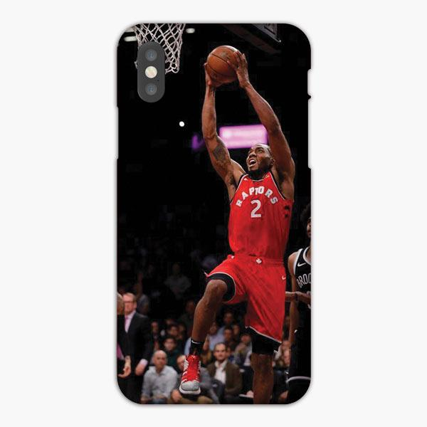 Custodia Cover iphone 6 7 8 plus Kawhi Leonard Dunk