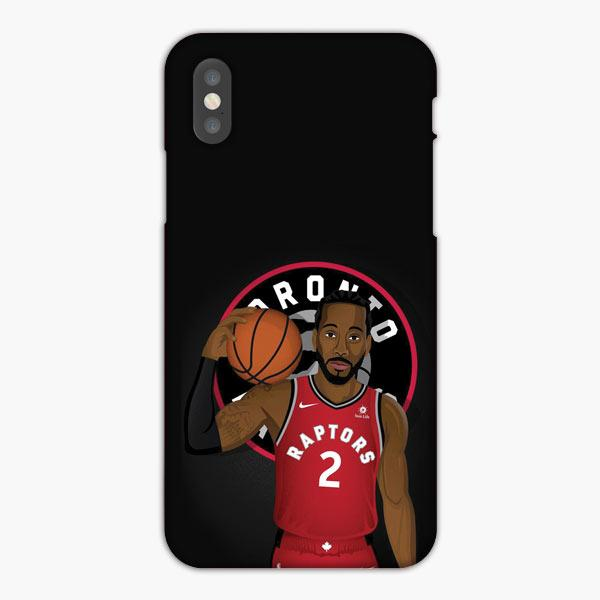 Custodia Cover iphone 6 7 8 plus Kawhi Leonard Raptors 2