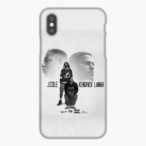 Custodia Cover iphone 6 7 8 plus Kendrick Lamar X J Cole