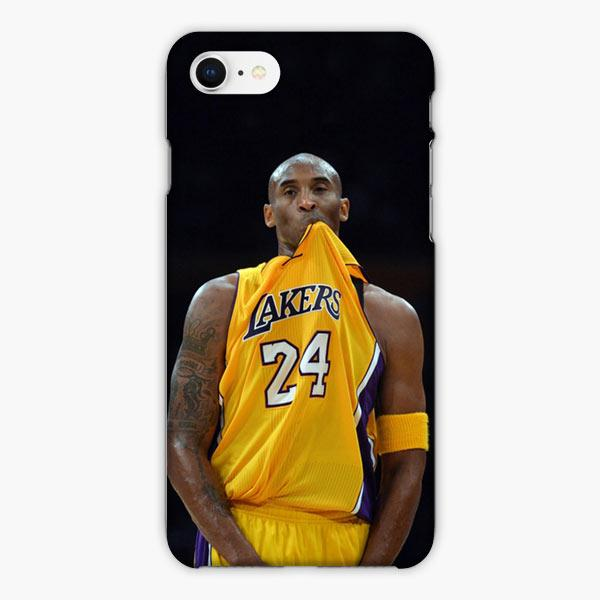 Custodia Cover iphone 6 7 8 plus Kobe Bryant La Laker Bite Into A Shirt Of Pride