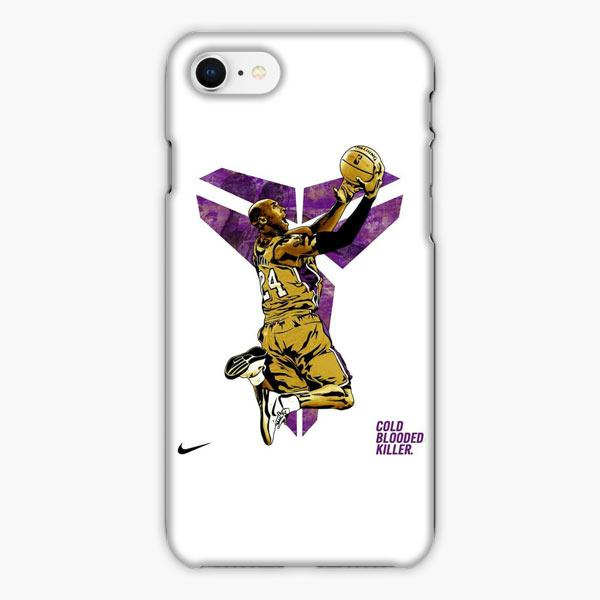 Custodia Cover iphone 6 7 8 plus Kobe Bryant La Laker