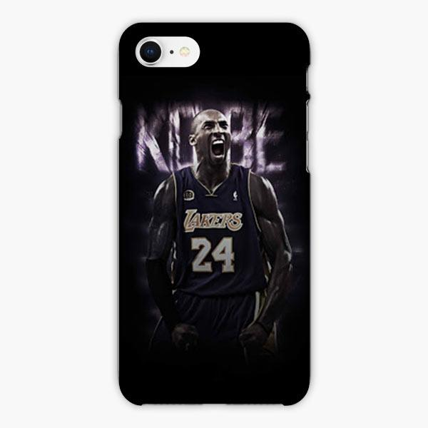 Custodia Cover iphone 6 7 8 plus Kobe Bryant La Lakers Best Nba The Black Mamba