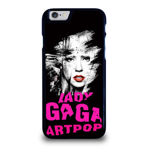 LADY GAGA PINK Cover iPhone 6 / 6S