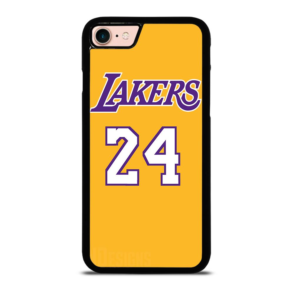 LAKERS JERSEY Cover iPhone 8