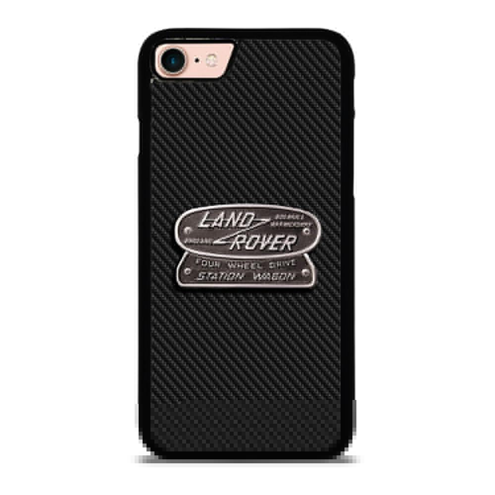 LAND ROVER FOUR WHEEL DRIVE Cover iPhone 8