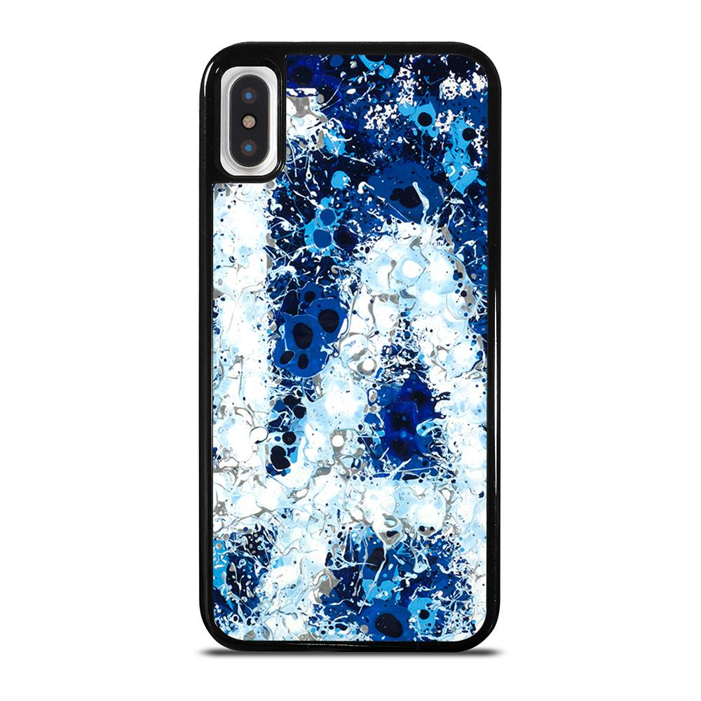 LA DODGERS ART cover iPhone X / XS,cover iphone x ultra slim cover iphone x effetto marmo,LA DODGERS ART cover iPhone X / XS