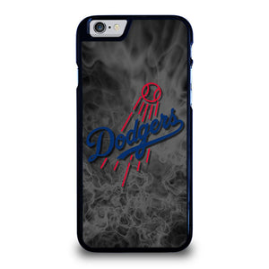 LA DODGERS DARK FLAMES Cover iPhone 6 / 6S