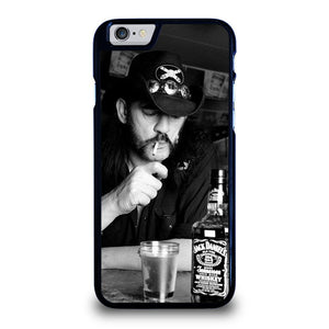 LEMMY WHISKY BOTTLE MOTORHEAD Cover iPhone 6 / 6S