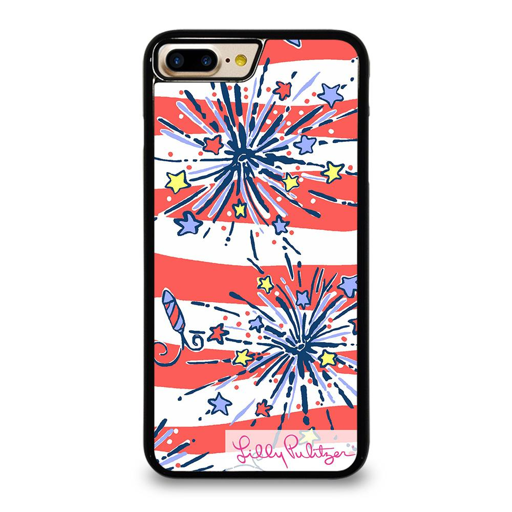 LILLY PULITZER JULY Cover iPhone7 Plus