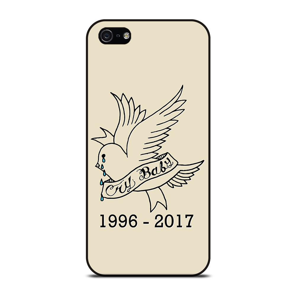 LIL PEEP CRY BABY Cover iPhone 5 / 5S / SE