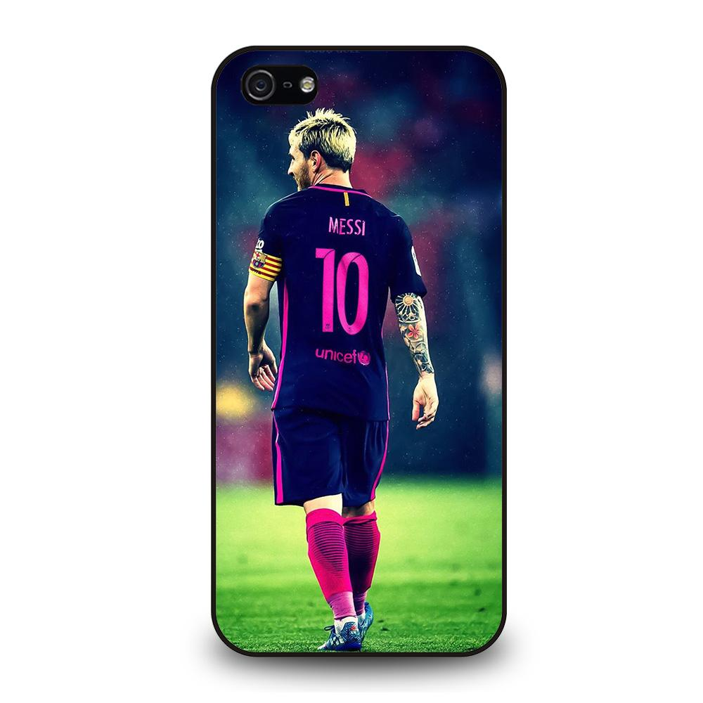 LIONEL MESSI 10 CAPTAIN Cover iPhone 5 / 5S / SE