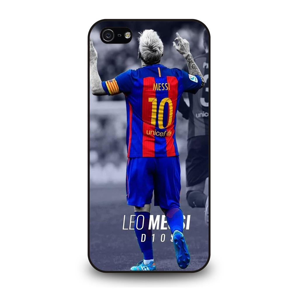 LIONEL MESSI BARCELONA 10 Cover iPhone 5 / 5S / SE