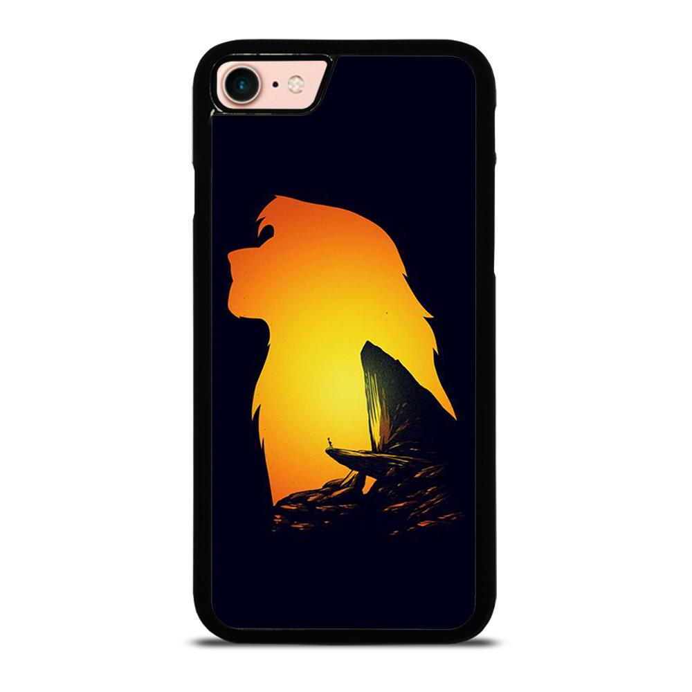 LION KING PRIDE ROCK Cover iPhone 8