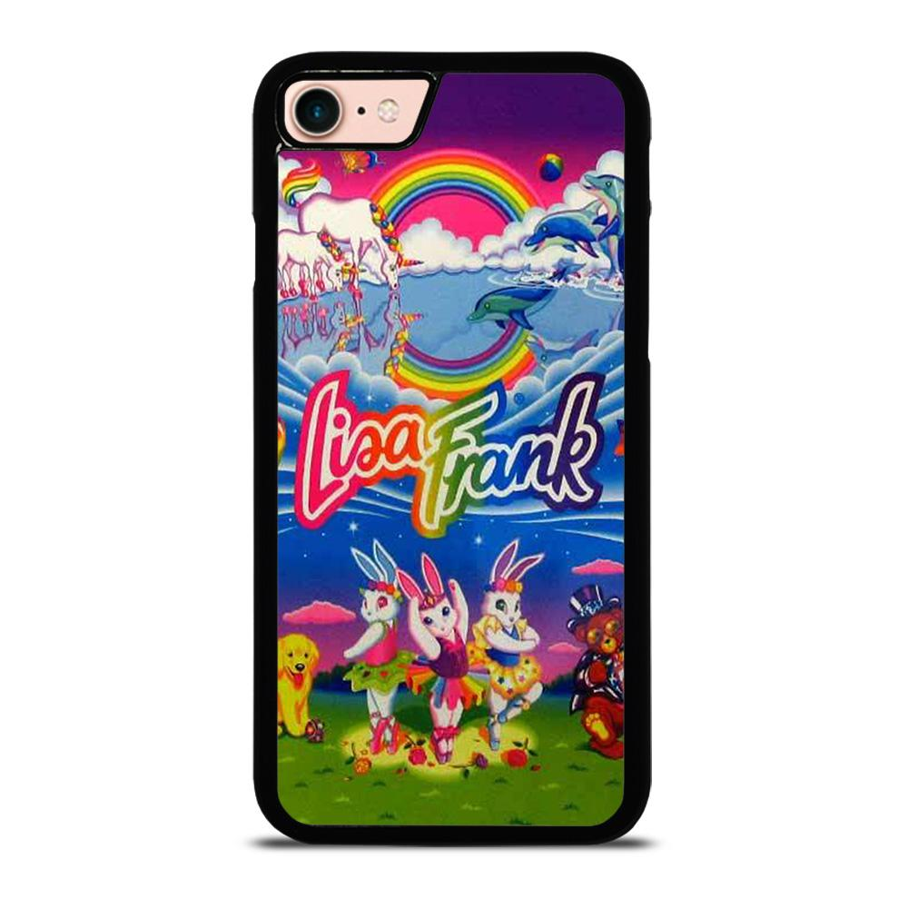 LISA FRANK LOGO Cover iPhone 8