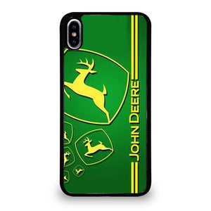 LOGO JOHN DEERE 2 cover iPhone X / XS,cover iphone x foto cover iphone x palm angels,LOGO JOHN DEERE 2 cover iPhone X / XS