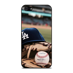 LOS ANGELES DODGERS 4 Cover iPhone 5 / 5S / SE