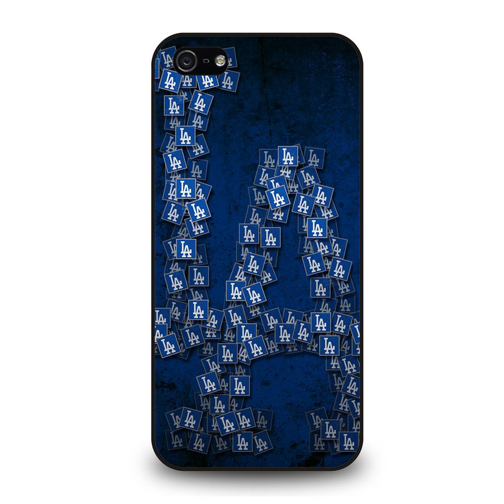 LOS ANGELES DODGERS LA Cover iPhone 5 / 5S / SE