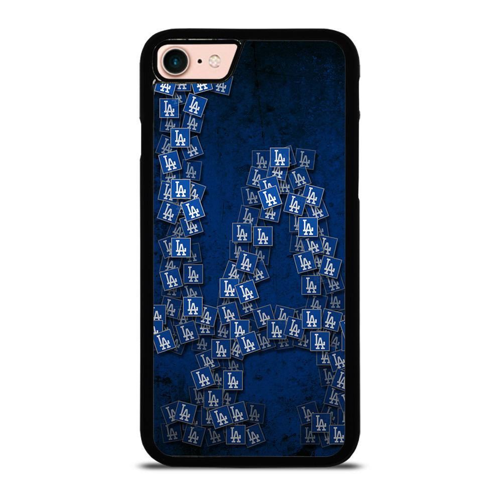 LOS ANGELES DODGERS LA Cover iPhone 8
