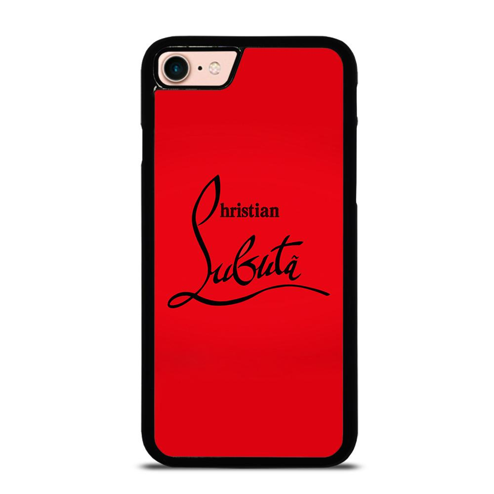 LOUBOUTIN LOGO custodia cover iPhone8