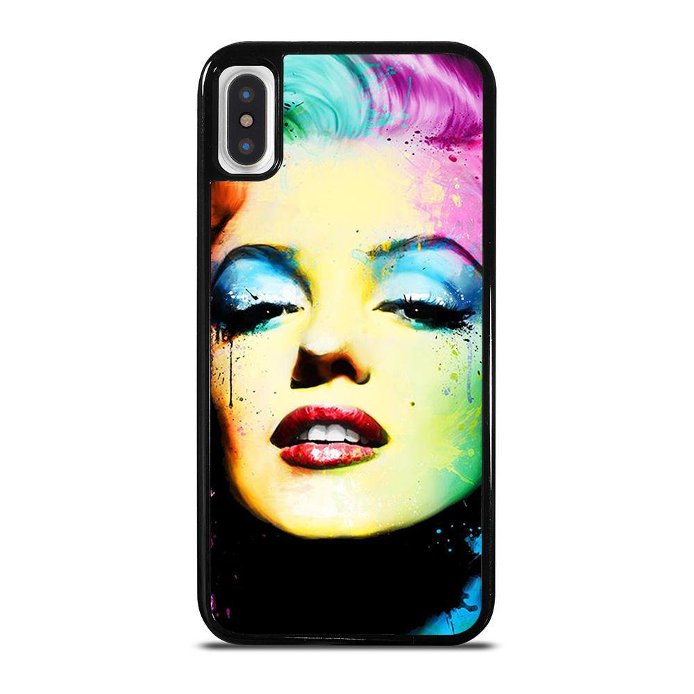 LOVELY MARILYN MONROE ARTWORK cover iPhone X / XS,cover iphone x front camera cover iphone x dolce gabbana,LOVELY MARILYN MONROE ARTWORK cover iPhone X / XS
