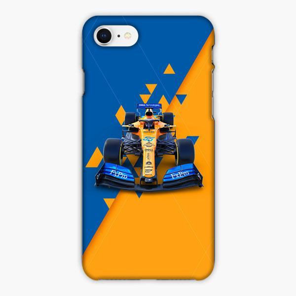 Custodia Cover iphone 6 7 8 plus Lando Norris Milk Racing Driver Collection Of 104 Mobile