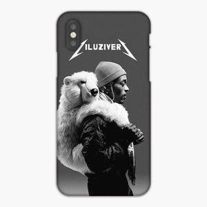 Custodia Cover iphone 6 7 8 plus Lil Uzi Vert Love Is Rage