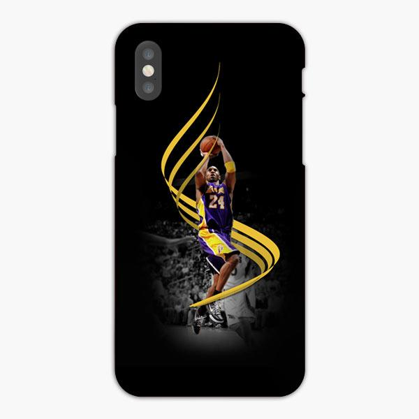 Custodia Cover iphone 6 7 8 plus Los Angeles Lakers Kobe Bryany