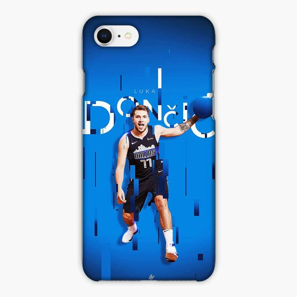 Custodia Cover iphone 6 7 8 plus Luka Doncic 77 Panosundaki