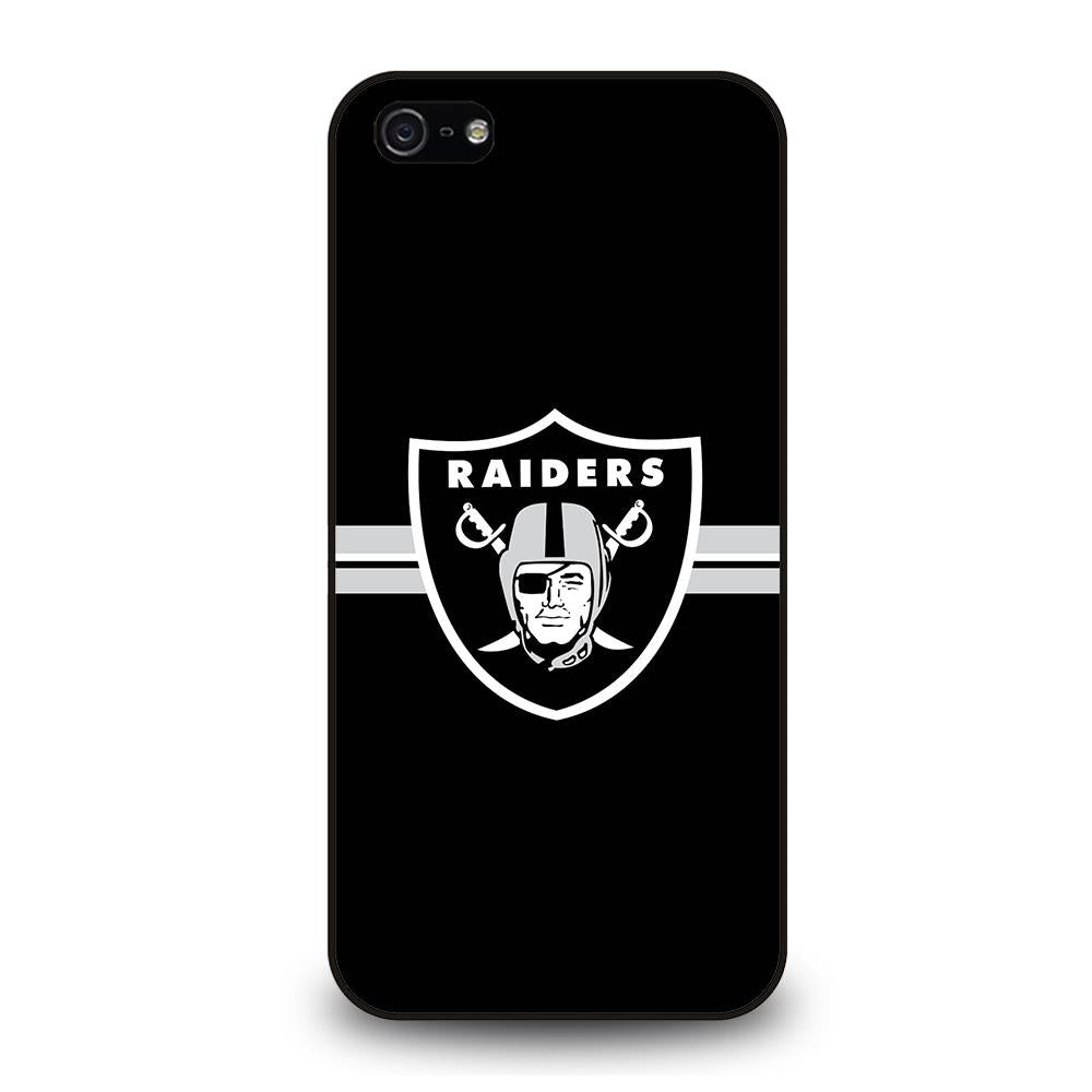 MADE AN OAKLAND RAIDERS Cover iPhone 5 / 5S / SE