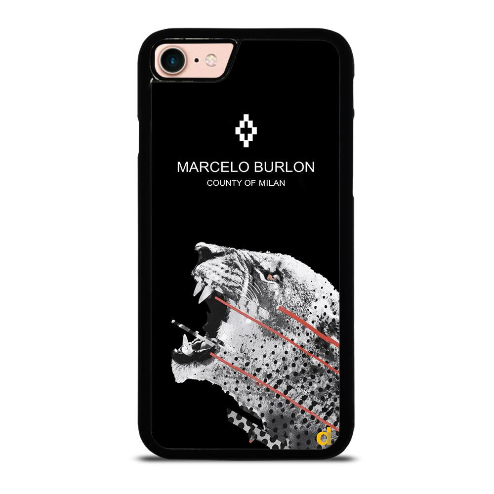 MARCELO BURLON TIGER 2 Cover iPhone 8