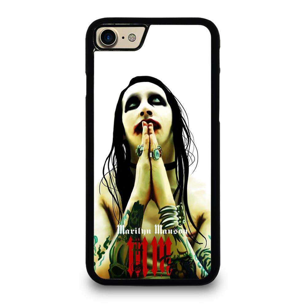 MARILYN MANSON GOTH Cover iPhone 7