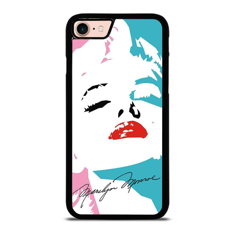 MARILYN MONROE SIGNATURE Cover iPhone 8