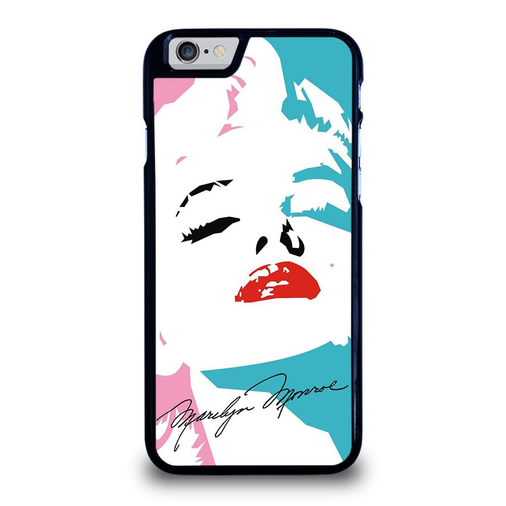 MARILYN MONROE SIGNATURE Cover iPhone 6 / 6S