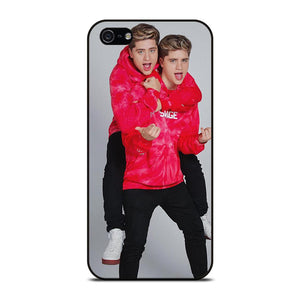 MARTINEZ TWINS Cover iPhone 5 / 5S / SE