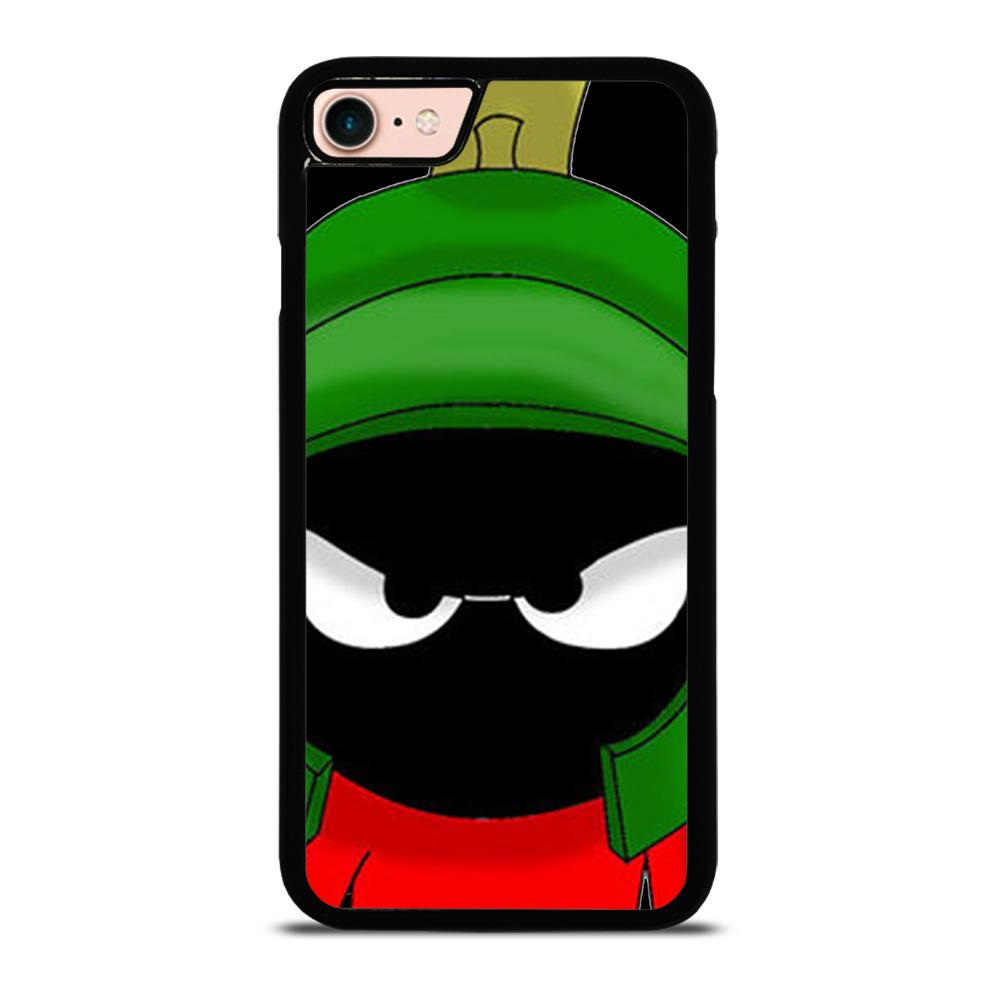 MARVIN THE MARTIAN ANGRY FACE Cover iPhone 8