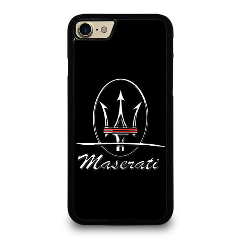 MASERATI COVER LOGO Cover iPhone 7