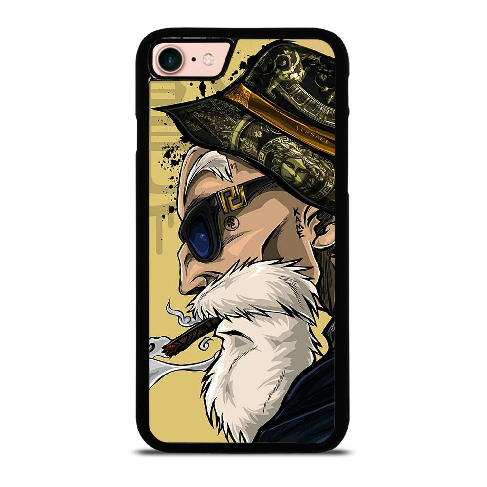 MASTER ROSHI DRAGON BALL Z 2 Cover iPhone 8
