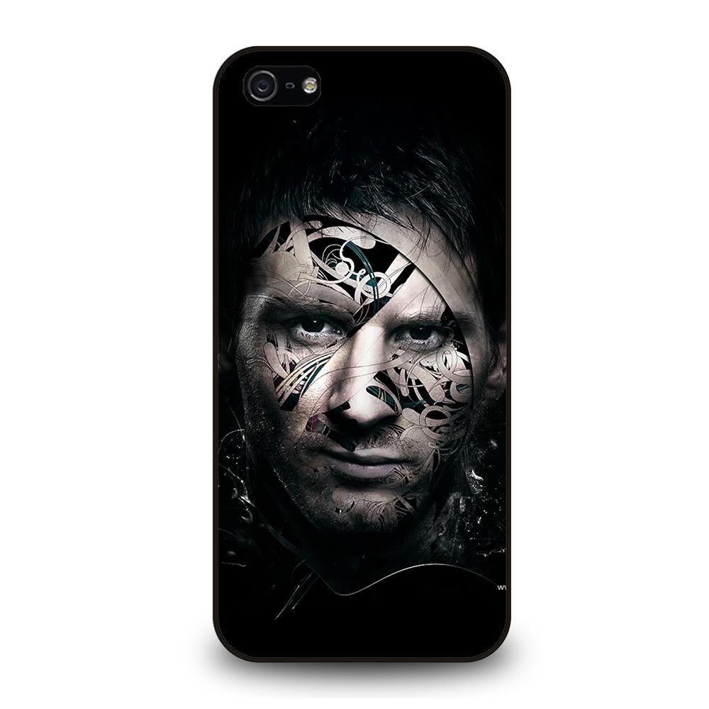 MESSI PORTRAIT DARK Cover iPhone 5 / 5S / SE