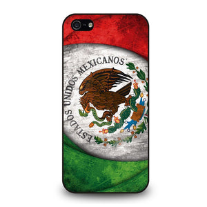 MEXICO FLAG MEXICANOS Cover iPhone 5 / 5S / SE