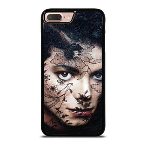 MICHAEL JACKSON FACE POTRAIT Cover iPhone 8 Plus